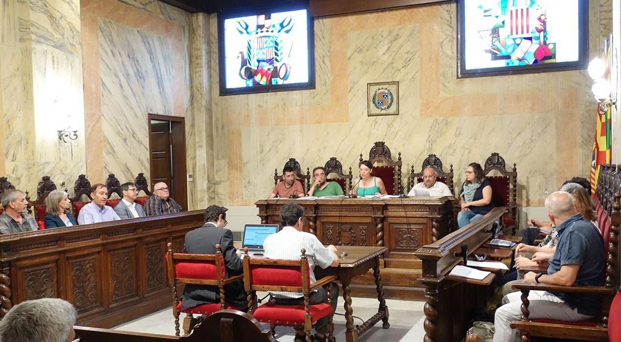El ple del mes de juliol a l'Ajuntament de Berga, minut a minut