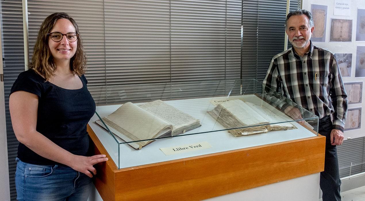 Berga restaura dos quaderns que narren com va viure la ciutat les guerres dels segles XVI i XVII