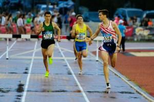 Toni Baños aconsegueix el bitllet per córrer al mundial i hi intentarà batre la seva marca personal