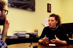 L'alcaldessa de Berga farà balanç de mig mandat en un debat públic amb els periodistes