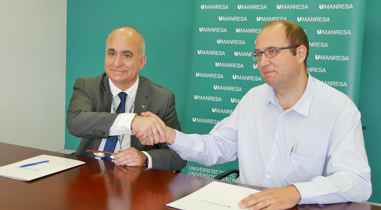 El MESAB amplia horitzons amb un conveni de col·laboració amb la FUB