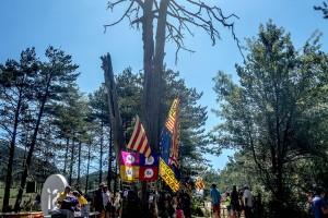 Patriotisme, catalanitat, il·lusió i 'Sí'