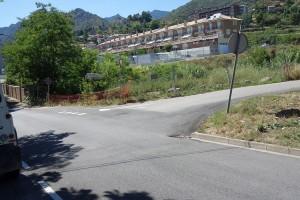 El bus urbà de Berga torna a fer parada a les Germanetes després de mesos de reivindicació
