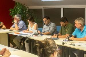 ERC i la CUP s'abstenen en el nomenament de Barcons com a gerent del Consell i critiquen la desinformació