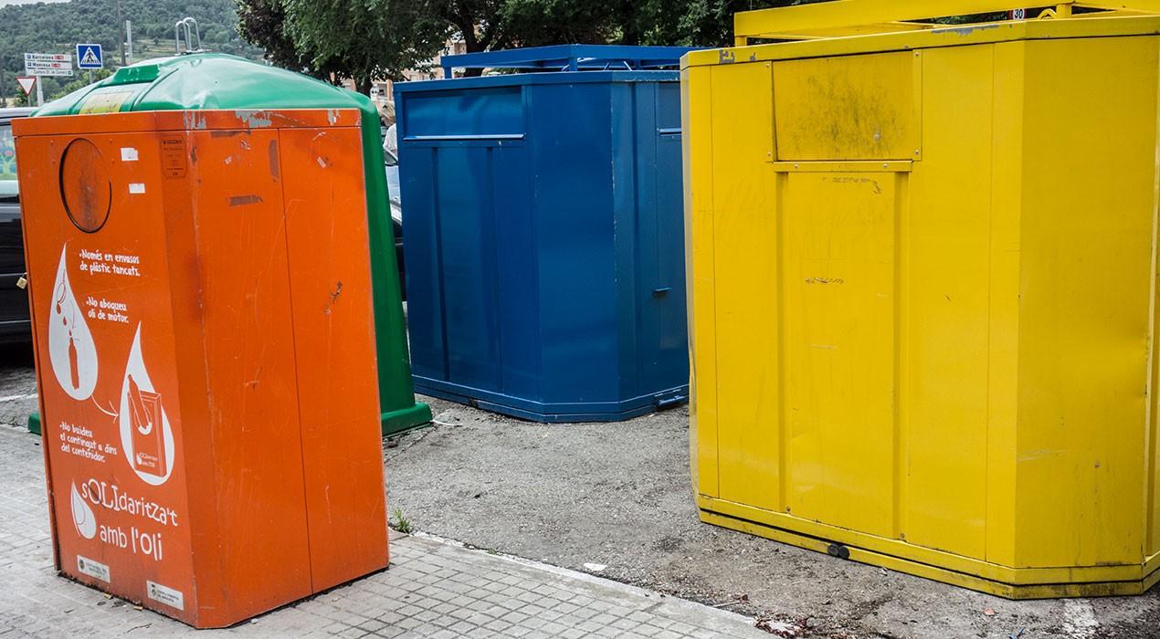 Berga recull l'opinió dels veïns per decidir com sanciona l'incivisme a l'hora de llançar residus