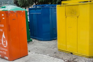 El Berguedà segueix sent una de les comarques que recicla menys de la demarcació