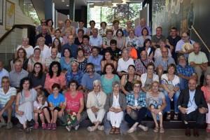 Els veïns de la Valldan visiten l'Institut de Ciències Fotòniques, dirigit per Lluís Torner