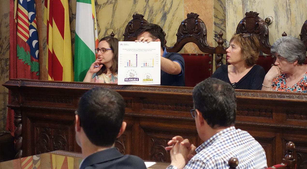 Les 10 intervencions més destacades del ple del mes de juliol a l'Ajuntament de Berga