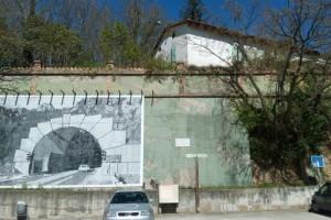El mosaic del túnel del Cadí de Guardiola de Berguedà serà restaurat