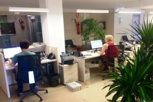 Es posa en funcionament l'Oficina d'Atenció al Ciutadà del Consell Comarcal