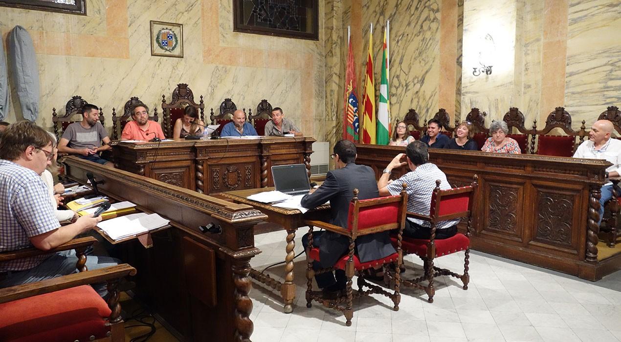 El ple del mes de febrer a l'Ajuntament de Berga, en directe