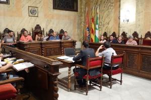 El ple de novembre a l'Ajuntament de Berga, en directe