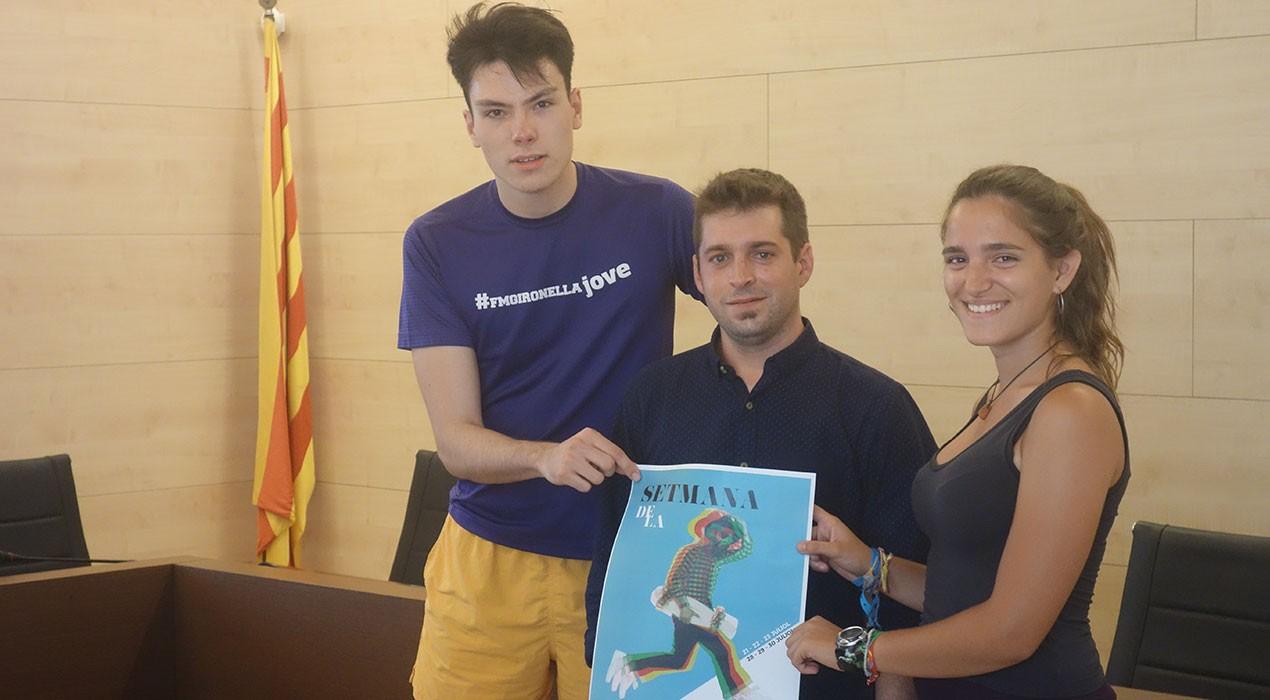 Gironella dedica els dos últims caps de setmana de juliol als joves amb sis dies d'activitats d'estiu