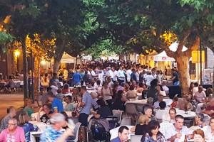 El TastaQmarca de Prats de Lluçanès consolida el nou format amb més d'un miler de visitants en quatre hores