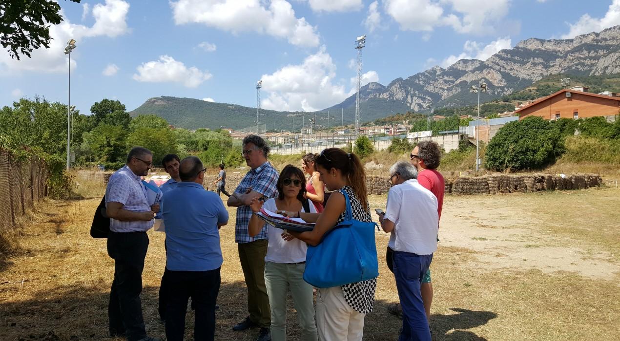 S'inicia la construcció de l'institut Serra de Noet