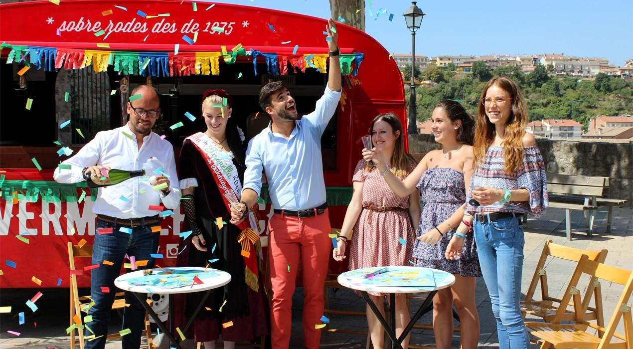 "Gironella escalfa motors per la ""festa major de la comarca"""