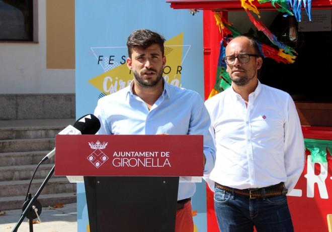 Lluís Vall i David Font FM17