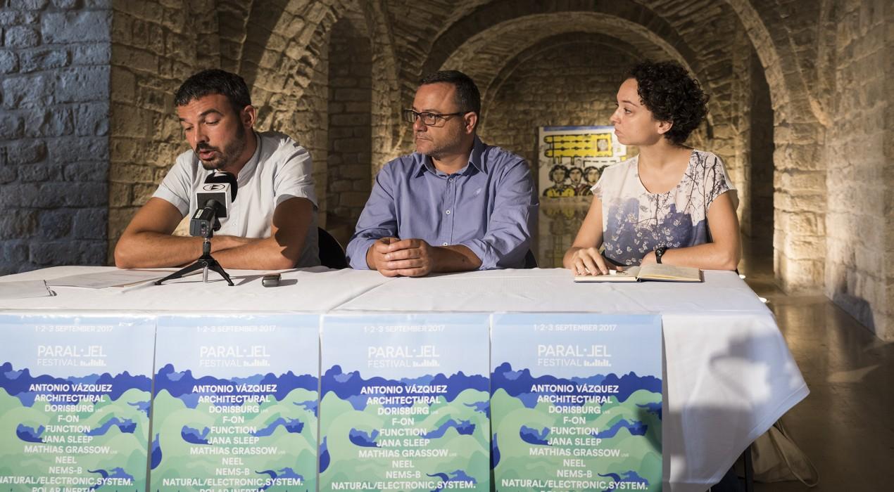 """La música electrònica torna al Berguedà de la mà del """"Paral·lel Festival"""""""