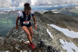 Núria Picas i Roger Comellas aconsegueixen la tercera posició a la Tromso Skyrace