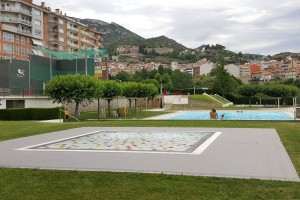 L'Ajuntament de Berga permetrà l'accés gratuït a la piscina municipal demà divendres per l'avís de calor intensa