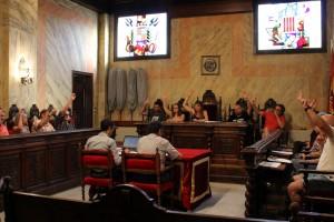 El ple del mes d'octubre a l'Ajuntament de Berga, minut a minut