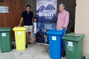 El Consell Comarcal fa més accessible el reciclatge a les cases de turisme rural