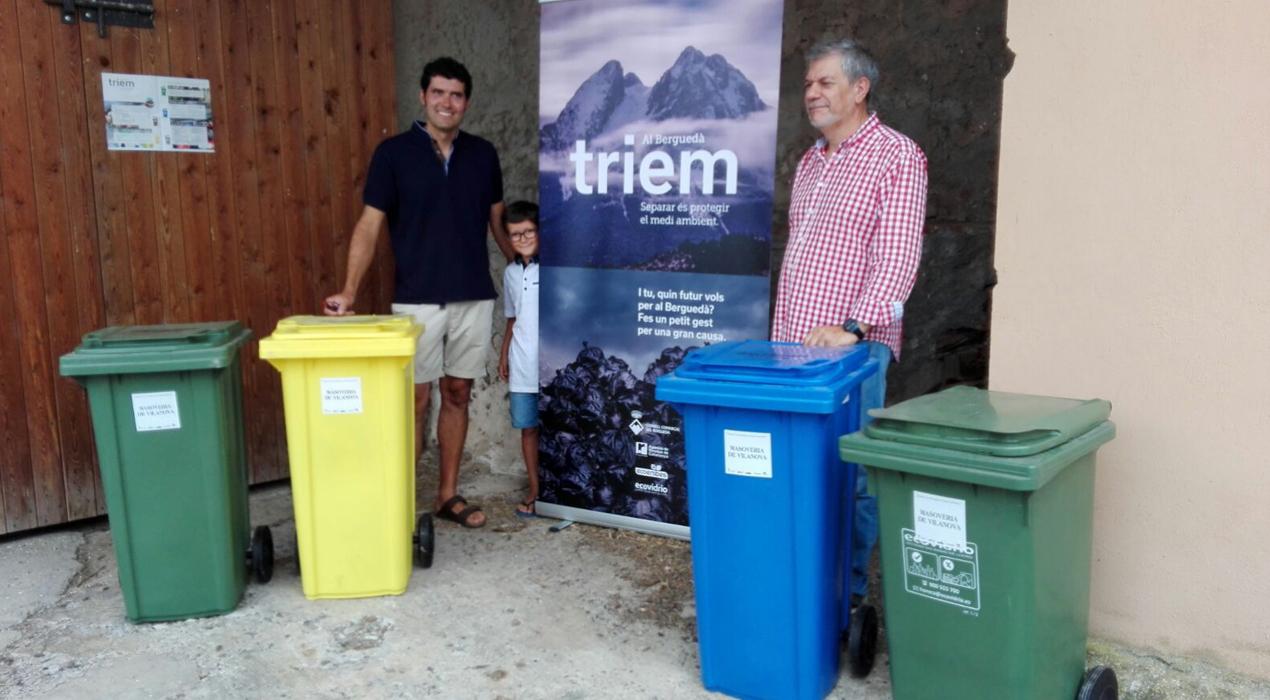 Reciclatge Cases Rurals