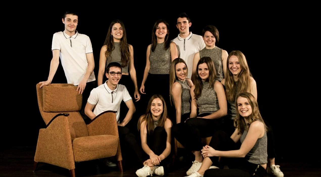 El cor Giovinetto portarà a Barcelona la seva proposta musical 'Acompanyats'