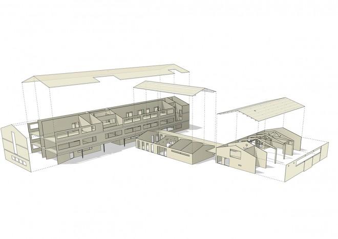 Imatge sistema constructiu