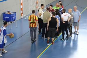 El bàsquet inclusiu supera la prova pilot i passa a ser una secció estable del Bàsquet Berga