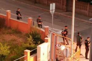 La Guàrdia Civil nega un desplegament especial a Berga, tot i les imatges d'agents armats rodejant la caserna