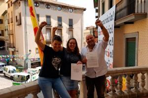 El fiscal general de l'Estat ordena investigar els 21 alcaldes del Berguedà que donen suport al referèndum