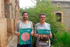 El Berguedà Folk atrau gent d'arreu d'Europa a Cal Pons i apunta a rècord de participació