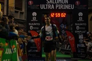 Ivan Camps es torna a superar i entra al TOP-5 de l'Ultra Pirineu 2017