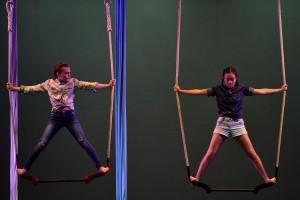L'escola de circ de Berga amplia el nombre de cursos i crea noves classes per a nens de 3 anys