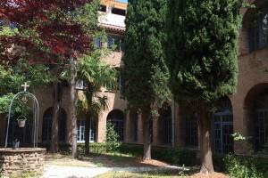 Comencen les obres al convent de Sant Francesc: construiran lavabos a la primera planta