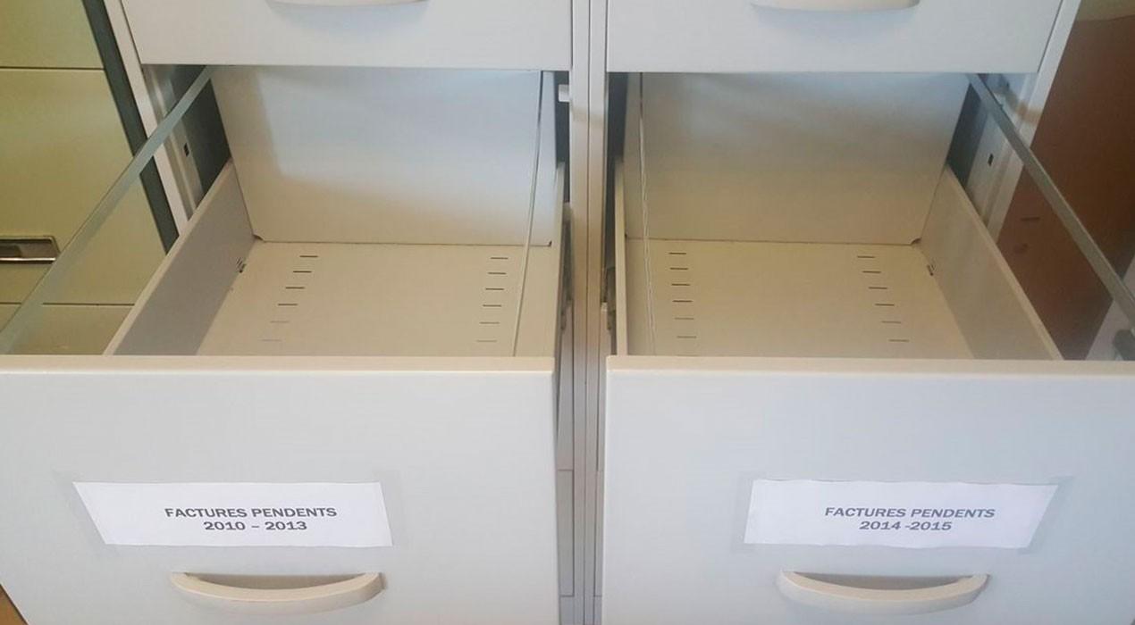 L'Ajuntament de Berga eixuga els 2,8 milions de deute a proveïdors que hi havia l'any 2015