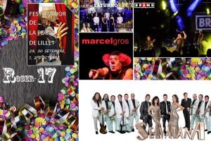 Cap de setmana ple d'activitats a La Pobla de Lillet: arriba la Festa Major del Roser