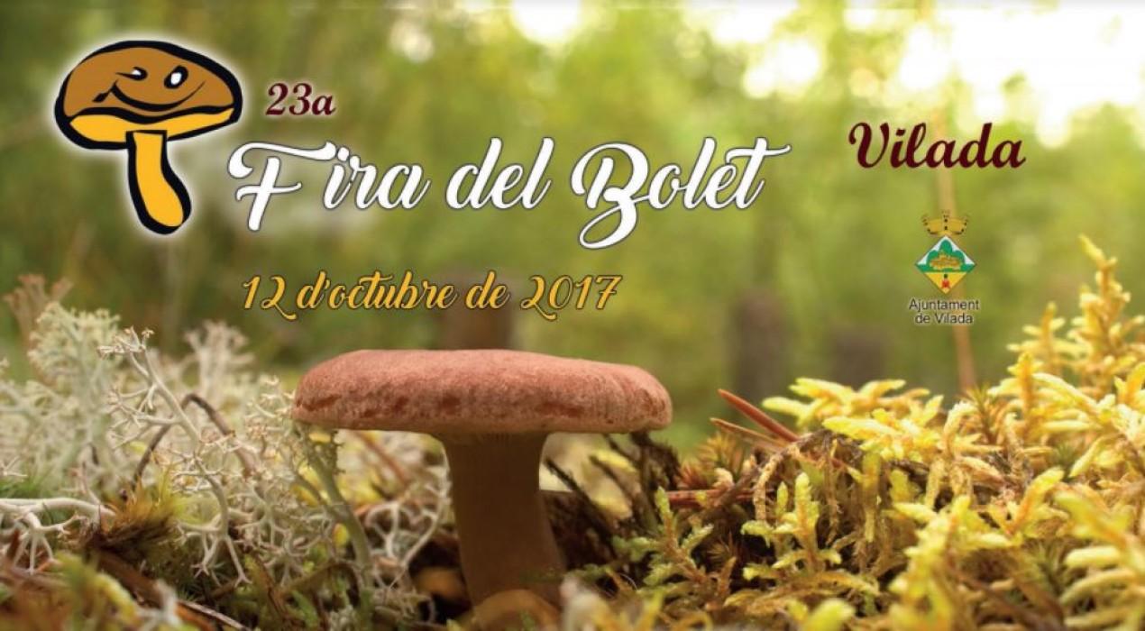 Fira del Bolet de Vilada 2017