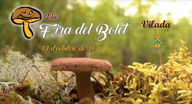 Fira del Bolet de Vilada 2017 @ Vilada