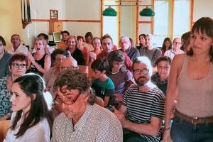 Martina Alcobendas guanya un participat Vè Concurs Literari Aurora Bertrana de Vilada
