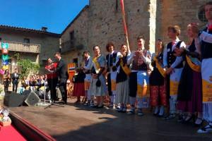El berguedà Èric Parcerissa, de la Valldan, nou Hereu de Catalunya