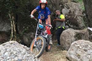 Cal Rosal celebra la penúltima cursa del Campionat de Catalunya de Trial