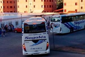El regidor Escútia planteja restringir la circulació de cotxes als accessos de les escoles de Berga