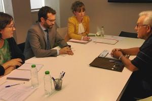 Diverses empreses del Berguedà estudien vies per començar a exportar a Centreamèrica