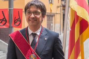 """Ramon Minoves: """"Candidat a l'alcaldia? Sempre m'ha fet il·lusió però això és decisió del partit"""""""