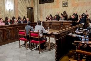 CUP i ERC tomben les esmenes de Convergència i aproven les ordenances fiscals pel 2018 a Berga