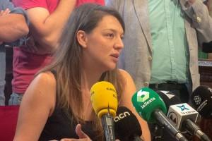 Montse Venturós torna a plantar el jutge després de ser citada per facilitar la celebració del referèndum
