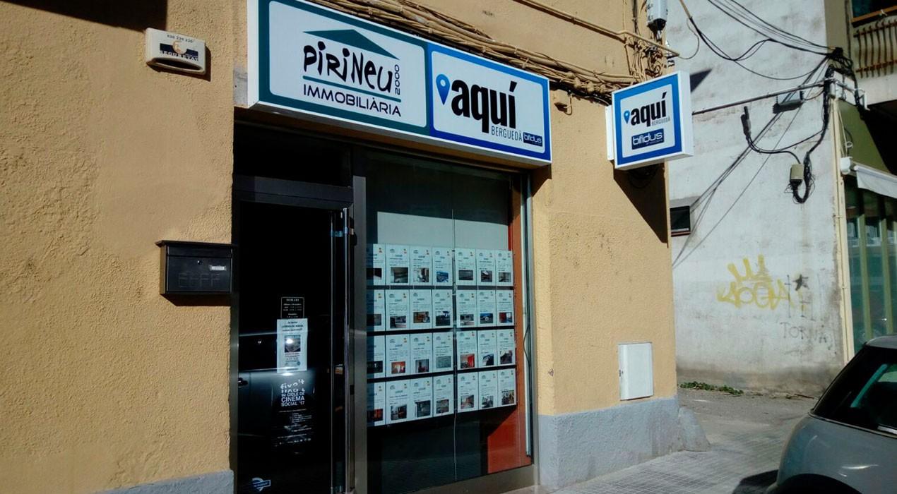Aquí Berguedà estrena oficines al carrer Bruc de Berga