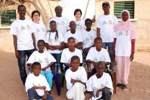 Avià es fixa en una ONG senegalesa que promou accions sostenibles i vetlla per l'apoderament de les dones